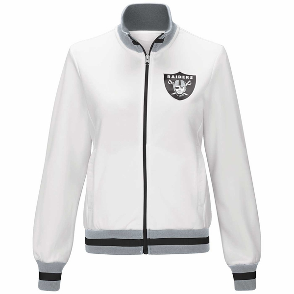 Raiders Field Goal Track Jacket