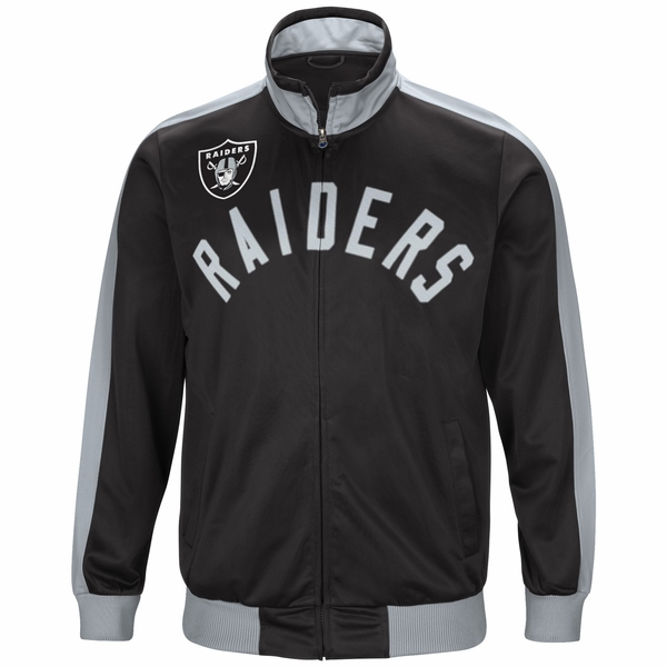 Raiders Final Four Track Jacket