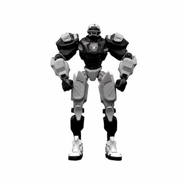 Raiders Fox 10 Inch Robot