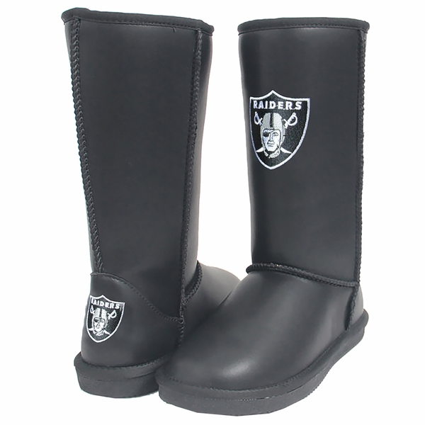 Raiders Leader Boot