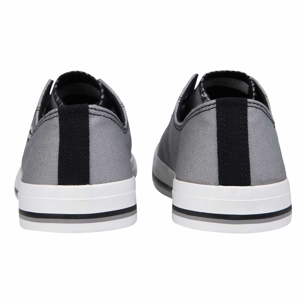Raiders Low Top Canvas Shoes