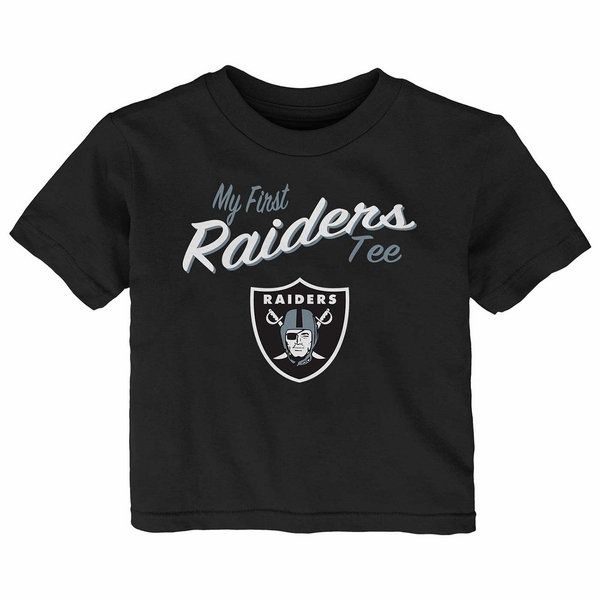 Raiders My First III Tee