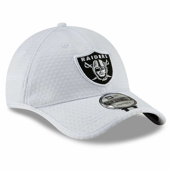 Raiders New Era 2019 Forty9 On Field Training Camp Cap