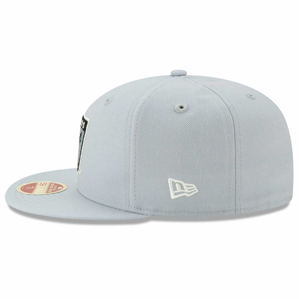Raiders New Era 59Fifty Vintage Felt Front Cap