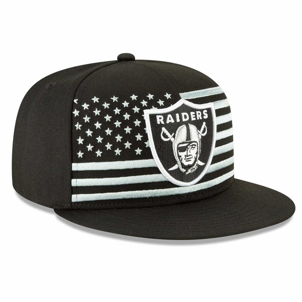 Raiders New Era 9Fifty 2019 On Stage Draft Cap