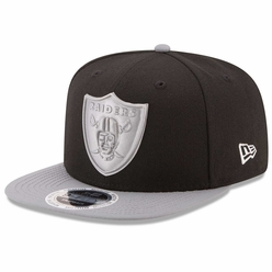 new style 4c16d 92794 Raiders New Era 9Fifty Gleamer Snapback
