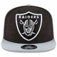 Raiders New Era 9Fifty Heather Huge Snapback