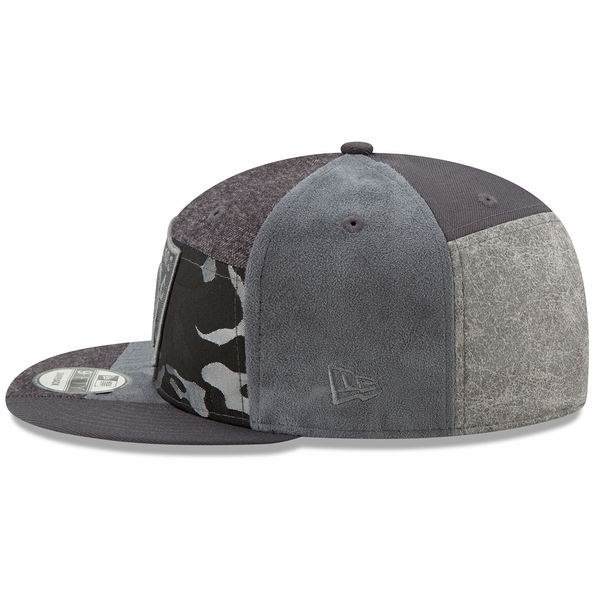 Raiders New Era 9Fifty Premium Patched Cap