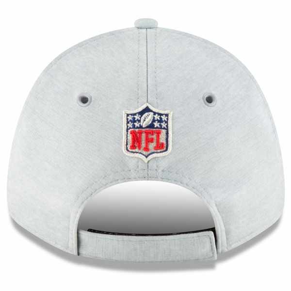 Raiders New Era 9Forty 2018 Official Sideline Women's Home Cap