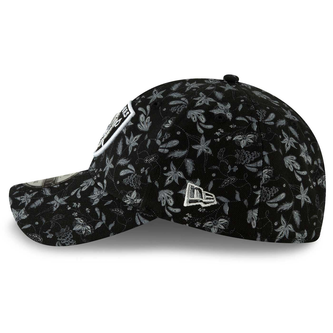 5c9dd580953 Raiders New Era 9Twenty Floral Print Cap
