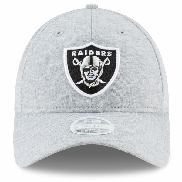 Raiders New Era 9Twenty Greyed Glimpse Cap