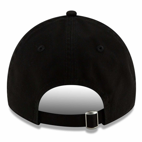 Raiders New Era 9Twenty Women's Logo Beam Cap