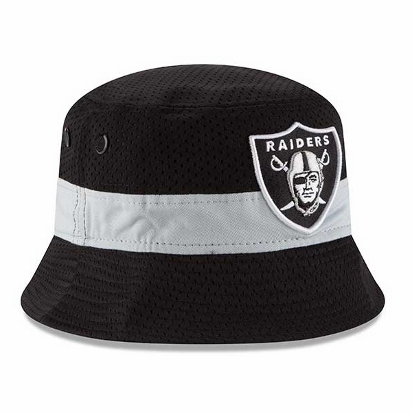 Raiders New Era Jersey Pop Bucket