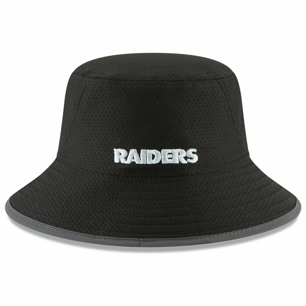 Raiders New Era Official 2018 Training Camp Bucket Hat