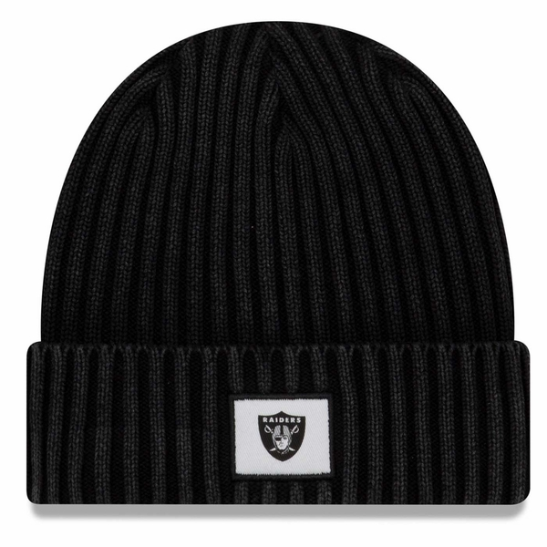 Raiders New Era Rustic Chic Cuff Knit
