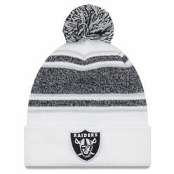 Raiders New Era Team Frost Knit 576da69e5