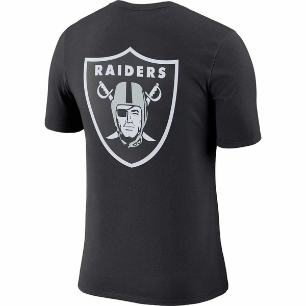 Raiders Nike Champ Tee