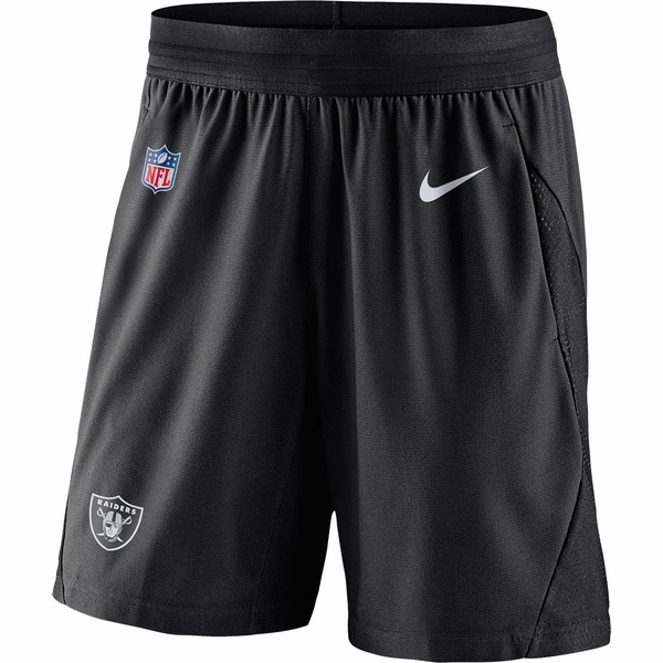 Raiders Nike Fly Knit Black Shorts