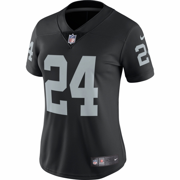 Raiders Nike Marshawn Lynch Women's Limited Jersey