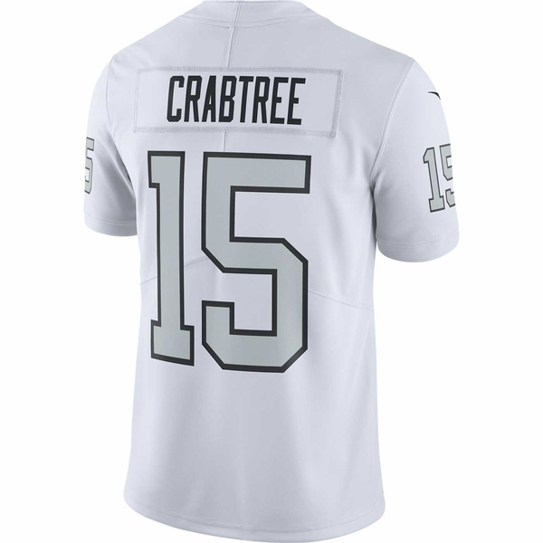Raiders Nike Michael Crabtree Color Rush Limited Jersey