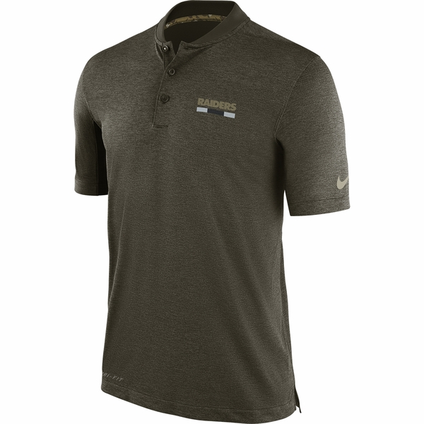 Raiders Nike Salute to Service Polo