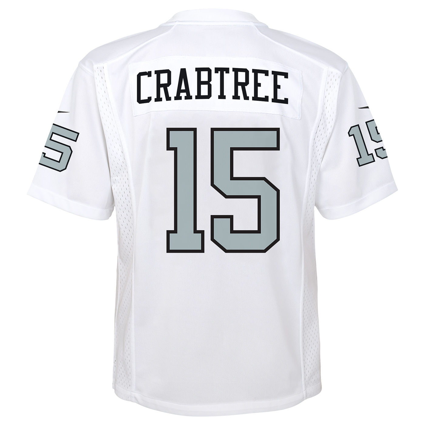 Raiders Nike Youth Michael Crabtree Color Rush Game Jersey c41aedca8