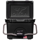 Raiders Orca Black 20 Quart Cooler