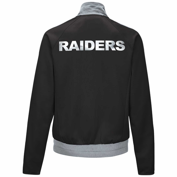 Raiders Punt Track Jacket