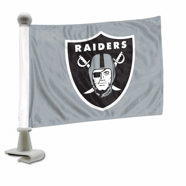 Raiders Team Ambassador Two Pack Flags