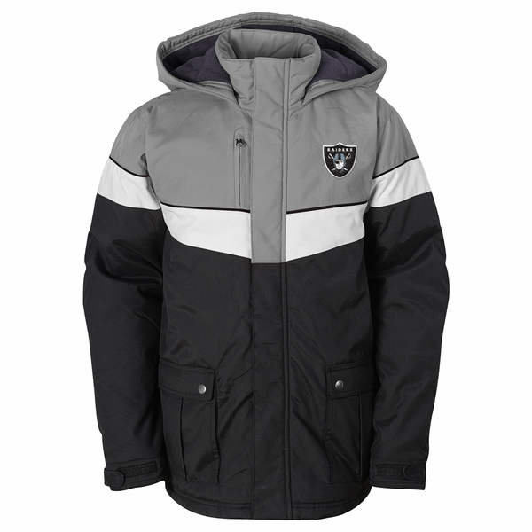 Raiders Toddler Heavy Weight Parka