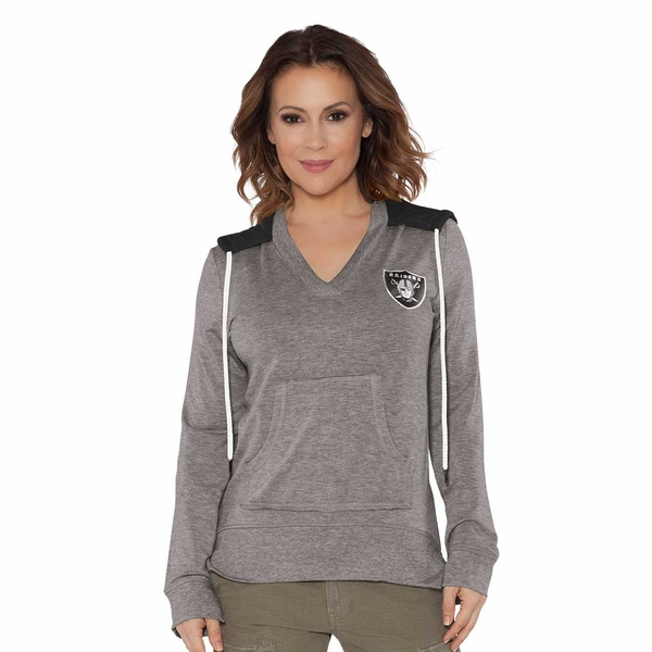 Raiders Touch By Alyssa Milano Ring Time Hood