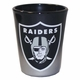 Raiders Two Tone Ceramic Shot Glass