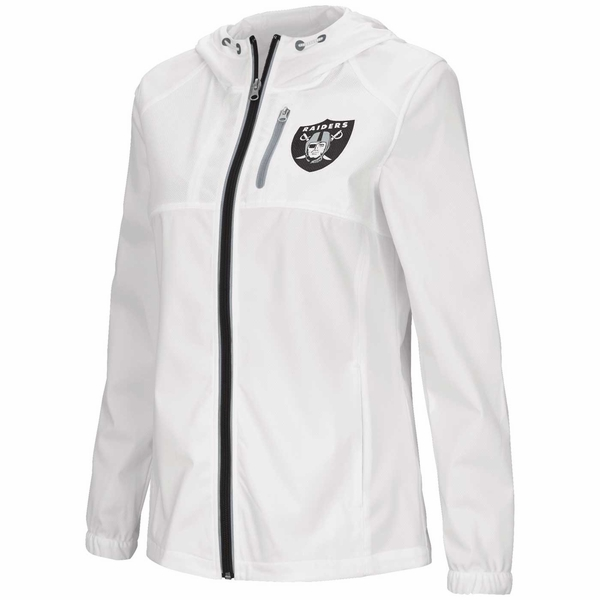 Raiders Women's Fly Out Jacket