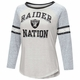 Raiders Women's On Field Raglan