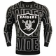 Raiders Wordmark Repeat Sweater