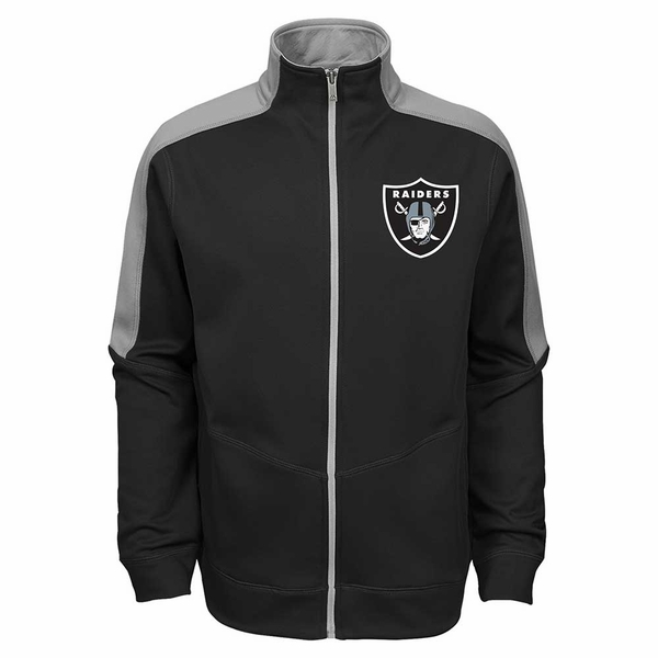 Raiders Youth Track Jacket