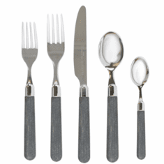 Albero Elm 5-Piece Place Setting