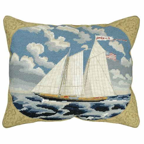 America Pillow<br > Free Shipping