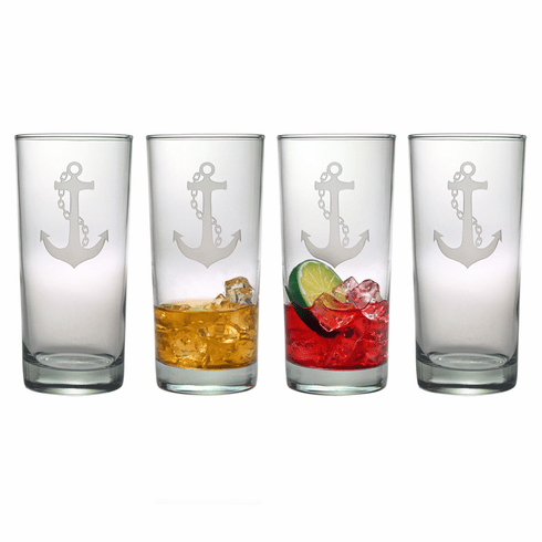 Anchor Highball Glasses