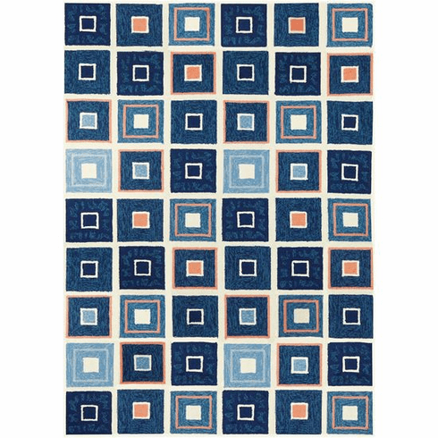 Beach Tiles Indoor/Outdoor Rugs