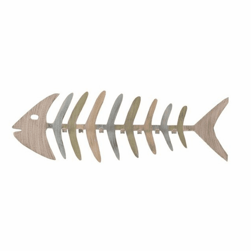 Bonefish Coat Rack