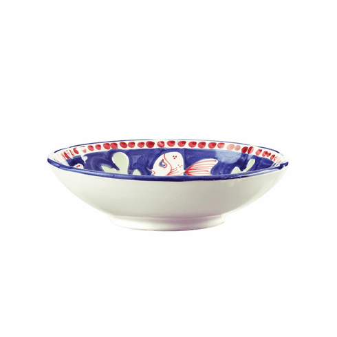 Campagna Pesce Coupe Pasta Bowl S/4