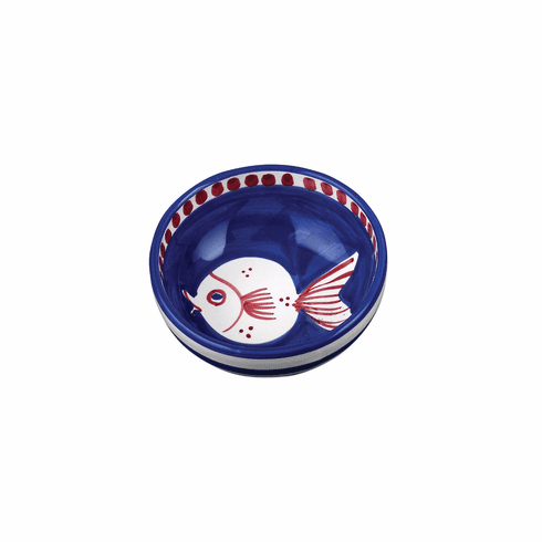 Campagna Pesce Olive Oil Bowl S/2