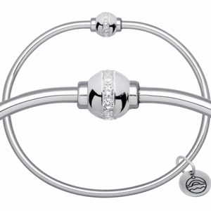 Cape Cod Single Ball CZ Bracelet