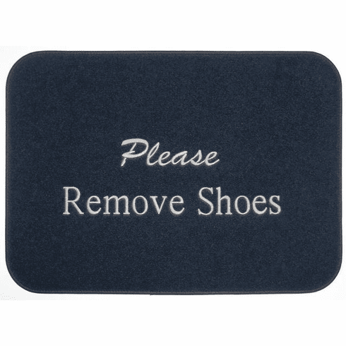 Cape Hatteras Marine Remove Shoes Boat Mat