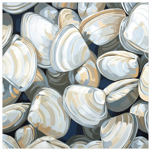Clamouflage Wrapped Canvas