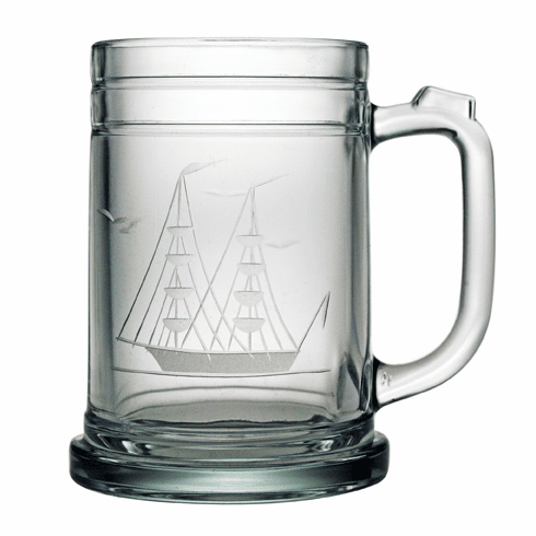Clipper Ship Tankard Beer Mugs