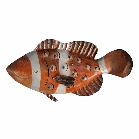 Clown Fish (Nemo) Iron Sculpture