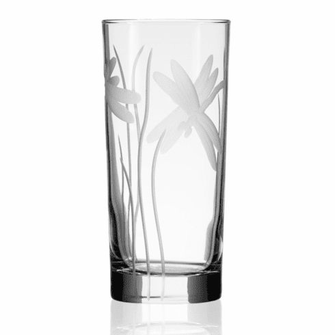 Dragonfly Cooler Highball Glasses