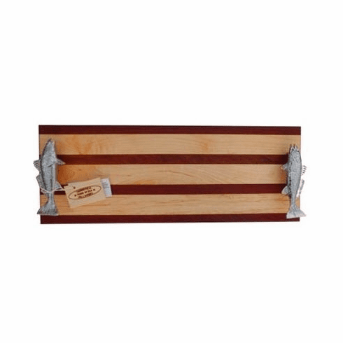 Fish Handle Serving Board
